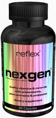 Reflex Nutrition Nexgen® 60 kapslí