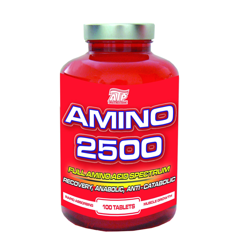 ATP Nutrition Amino 2500, 400cps