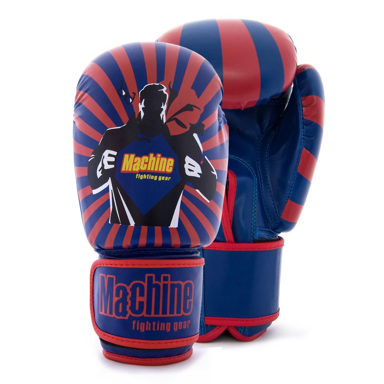 Boxerské rukavice Machine Super Hero