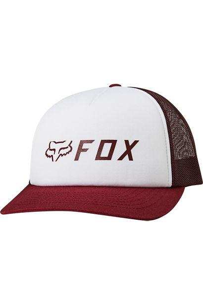 Kšiltovka FOX APEX TRUCKER HAT - CRNBRY